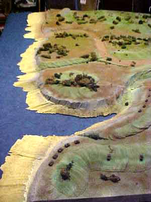 Foam Coastal Gaming Terrain