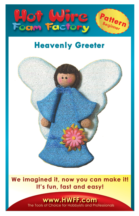 #P002 - Heavenly Greeter Pattern