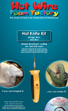 #K11S - 2.75 Inch Short Hot Knife Kit