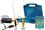 """#K44P6 - Pro 6"""""""" Hot Knife & Freehand Router Kit with Multi-Heat Pro Power Station"""