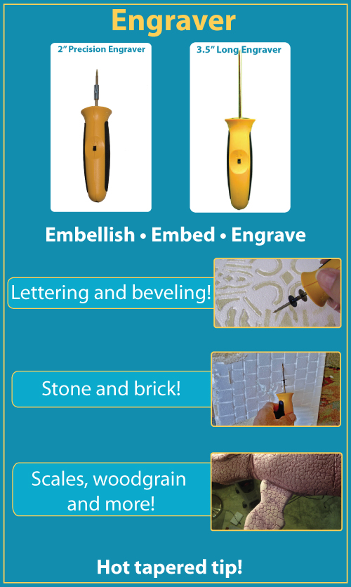Engraver Infographic