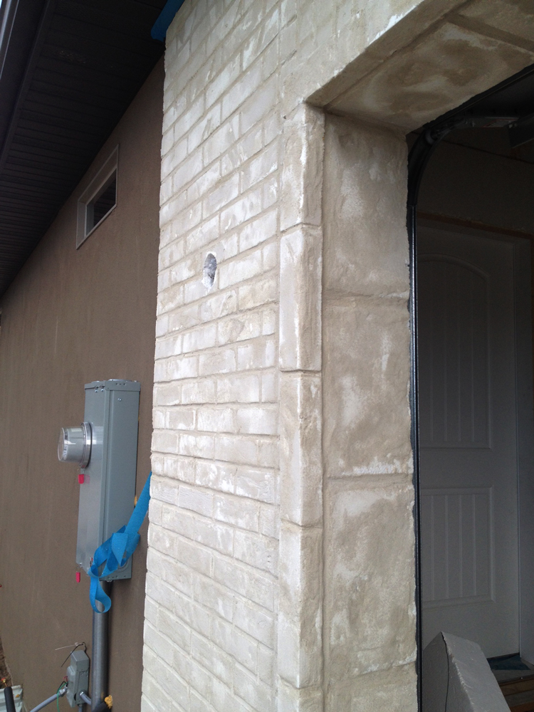 Exterior foam coat hot for One coat exterior paint reviews