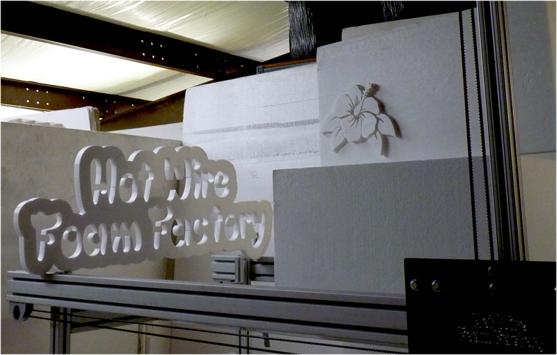 Sign Maker Cnc Hot Wire