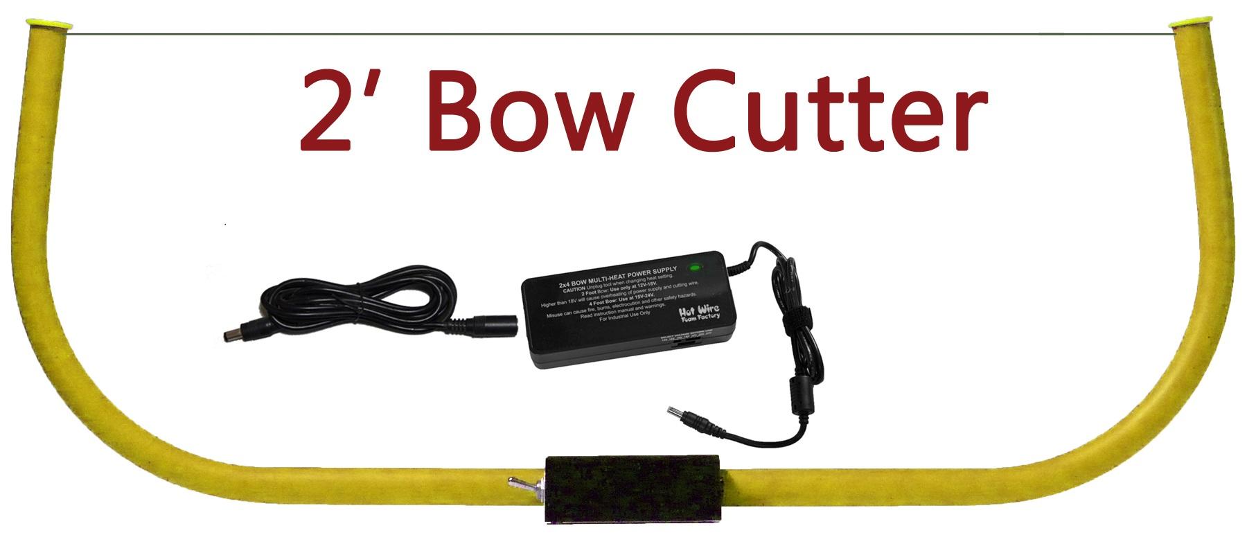 #051 - 2 Foot Bow Cutter