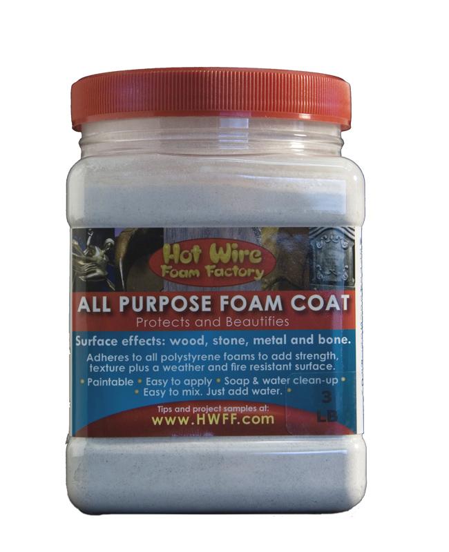 #025 - Foam Coat - All Purpose