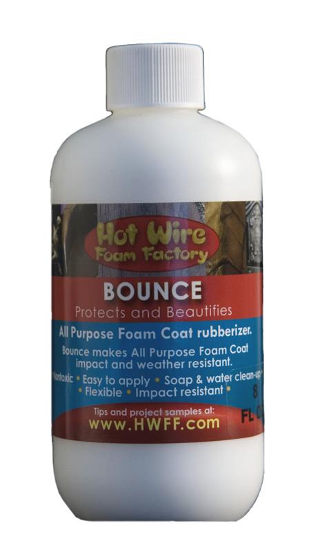 #025BO Bounce Rubberizer