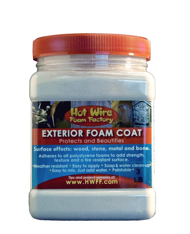 #026 - Exterior Foam Coat