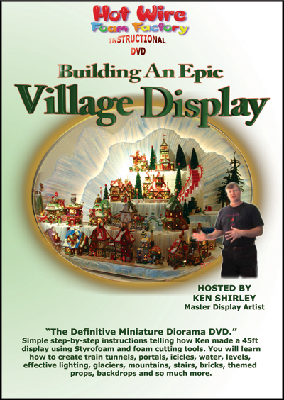 #009KEN - Building An Epic Display DVD