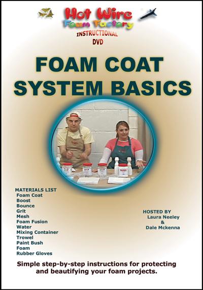 #009FCS - Foam Coat System Basics DVD