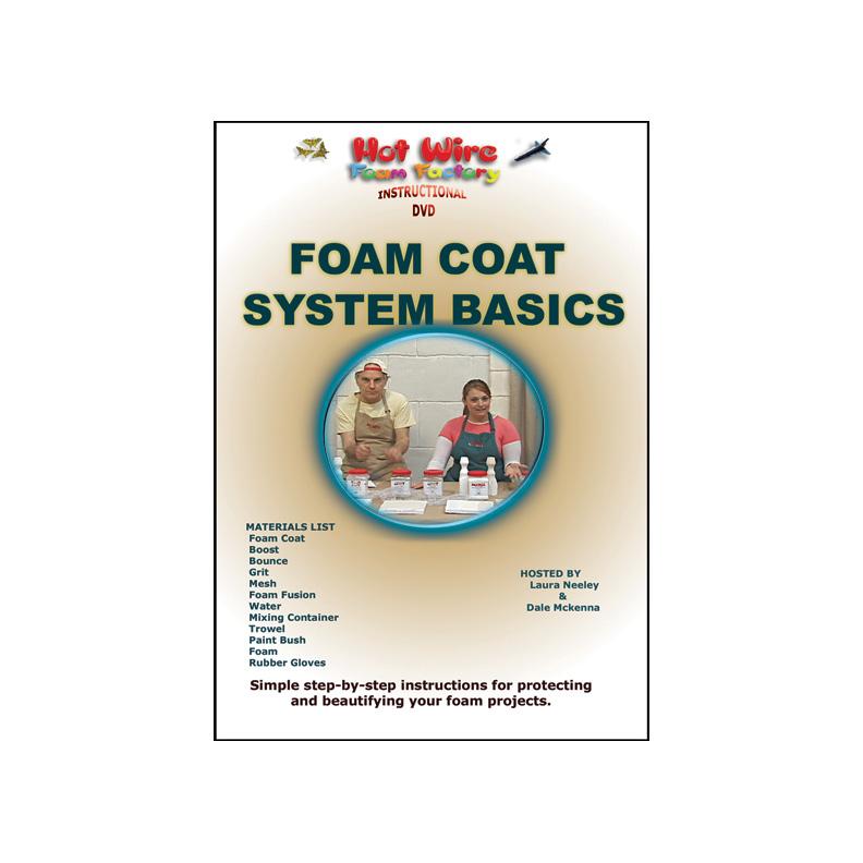 Foam Coat System Basics DVD #009FCS