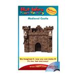 Medieval Castle Pattern & DVD #P006