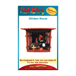 Chicken House Pattern #P010