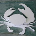 #P012 - Free Crab Pattern