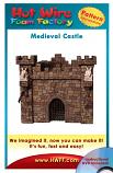 #P006 - Medieval Castle Pattern & DVD